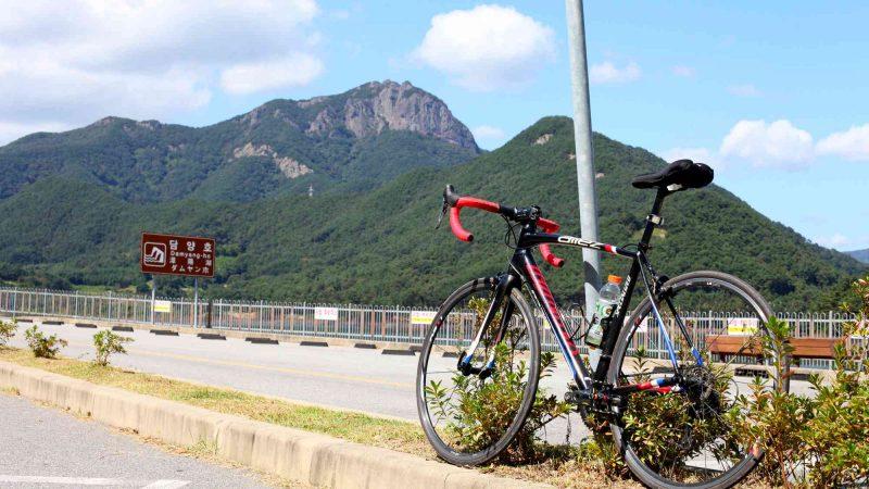 Yeongsangang Bike Path - Damyang Gwangju - Bike Mountain Damyang Lake