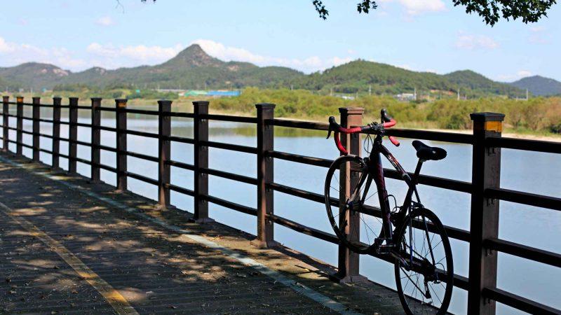 Yeongsangang Bike Path - Gwangju Mokpo - Bike Yeongsan River Mountain