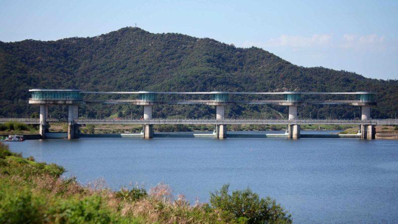 Yeongsangang Bike Path - Gwangju Mokpo - Juksanbo Long Shot