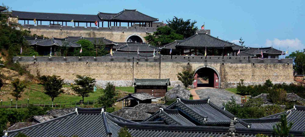 Yeongsangang Bike Path - Gwangju Mokpo - Naju Image Theme Park