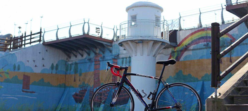 Yeongsangang Bike Path - Gwangju Mokpo - Yeongsanpo Lighthouse and Bike Naju